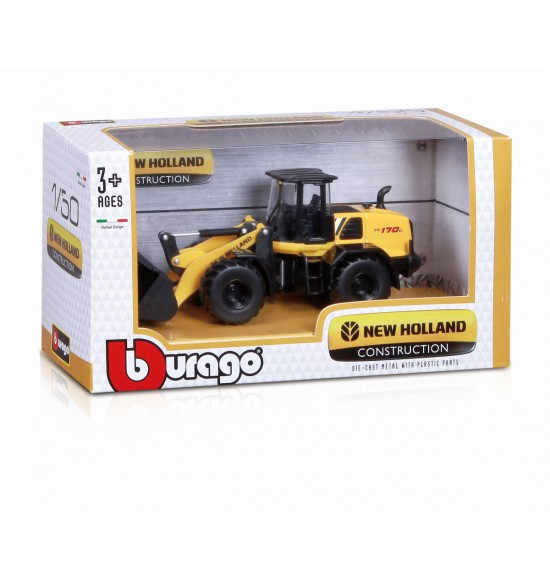 CONSTRUC.SERIES NEW HOLLAND 1:50