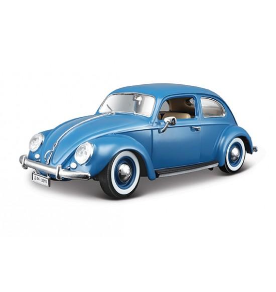1:18 VW KAFER-BEETLE 1955 BLUE