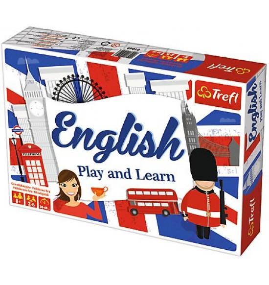spol. hra Angličtina: Hraj a uč sa