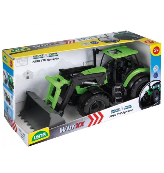 Deutz Traktor Fahr Agrotron 7250 okrasný k