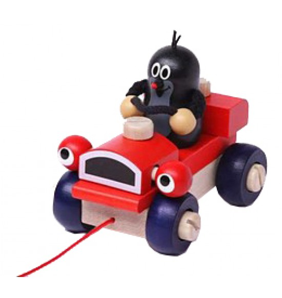 Krtko a žmurkacie auto