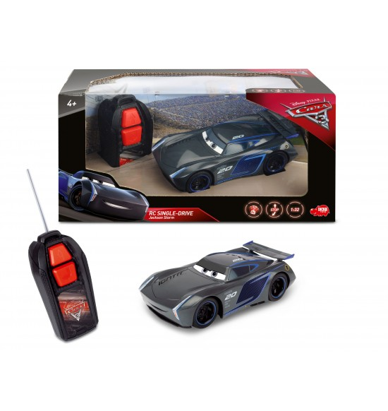 RC Cars 3 Jackson Hrom Single Drive 1:32, 1kan