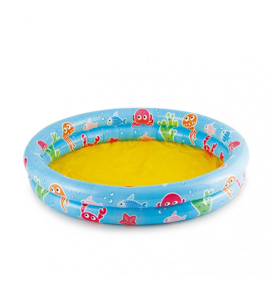 Detský bazénik dvoch komorový