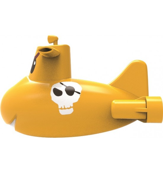 Ponorka s lebkou