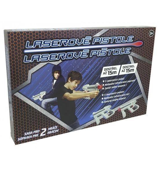 Laserové pištole