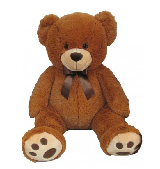 Plyšový medvedík 60 cm, svetlohnedý