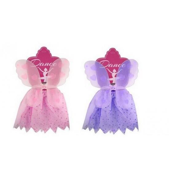 Sukienka, krídla pre malé víly