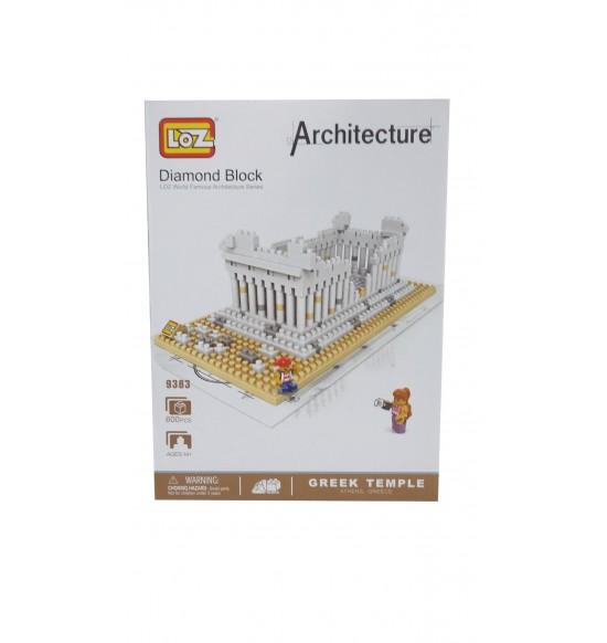 Stavebnice Řecký chrám