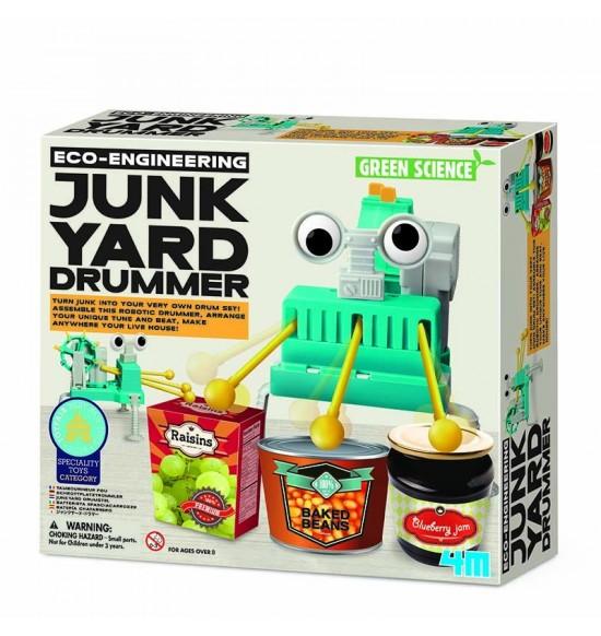 Robotický bubeník