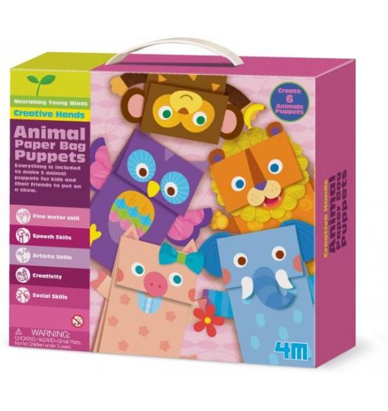 Zvieratká z papiera