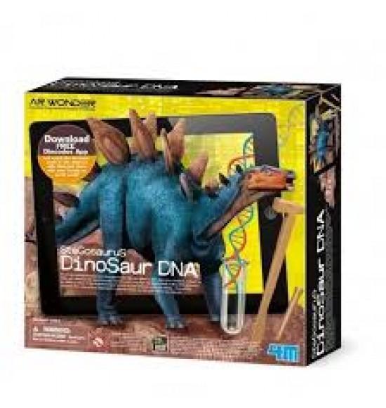 DNA dinosaura - Stegosaurus