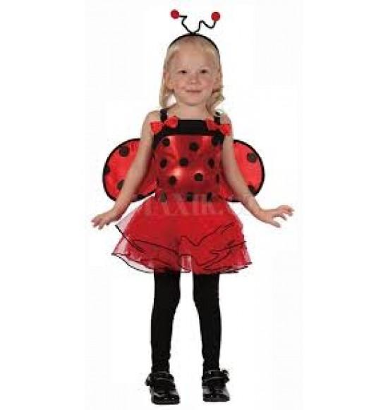 Karnevalový kostým Lienka