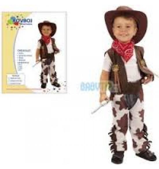Karnevalový kostým Kovboj malý